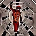 2001 A Space Odyssey by Florian Rodarte