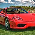 2001 Ferrari 360 Modena by Sebastian Musial