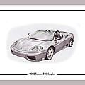 Ferrari 360 Modena Spyder by Jack Pumphrey