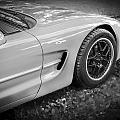 2002 Chevrolet Corvette Z06 Bw by Rich Franco