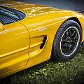 2002 Chevrolet Corvette Z06 by Rich Franco