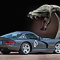 2002 Dodge Viper by Sylvia Thornton