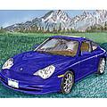 2002 Porsche 996 by Jack Pumphrey