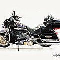 2003 Harley Davidson by Bill Dunkley