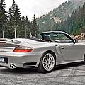 2004 Porsche 911 Turbo Cabriolet by David Oberman