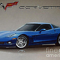 2005 Corvette by Paul Kuras