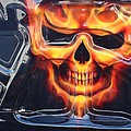 2005 Dodge Magnum Emblem by John Telfer