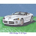 2005 Dodge V-10 Viper by Jack Pumphrey