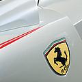 2005 Ferrari Fxx Evoluzione Emblem by Jill Reger