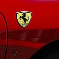 2007 Ferrari F430 Spider F1 by Jill Reger
