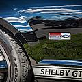2007 Ford Mustang Shelby Gt500 Painted   by Rich Franco