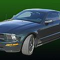 2008 Mustang Bullitt by Jack Pumphrey
