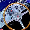 2010 Allard J2x Mk II Commemorative Edition Steering Wheel by Jill Reger