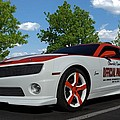 2010 Camaro Indy Pace Car by Tim McCullough