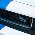 2011 Dodge Challenger Rt Grille Emblem by Jill Reger