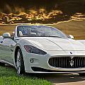 2011 Maserati Gran Turismo Convertible II by Dave Koontz