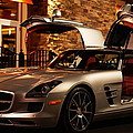 2011 Mercedes-benz Sls Amg Gullwing by Ronald Chacon