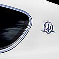 2012 Maserati Granturismo S by Rich Franco