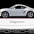 2012 Porsche Cayman R by Dave Koontz