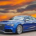 2013 Audi Rs5 Sports Coupe by Dave Koontz