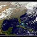 2013 Blizzard In Northeast Nasa by Rose Santuci-Sofranko