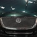 2013 Jaguar Xj Range - 5d20263 by Wingsdomain Art and Photography