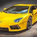 2013 Lamborghini Adventador Lp 700 4 by Rich Franco
