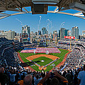 2013 San Diego Padres Home Opener by Mark Whitt