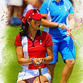 2013 Solheim Cup - Michelle Wie by Don Kuing