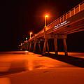 2014 02 06 01 A Okaloosa Island Pier 0195 by Mark Olshefski