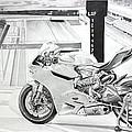 2014 1199 Ducati Panigale by Skincandy Nine