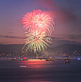 2014 4th Of July Firework Celebration.  by Jason Choy