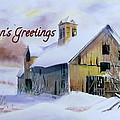 2014 Christmas Card by Amanda Amend