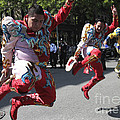2014 Nyc Dance Parade by Steven Spak