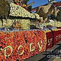 2015 Cal Poly Rose Parade Float 15rp052 by Howard Stapleton