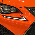 2015 Lexus Front End by Mike Martin