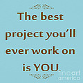 208- The Best Project You'll Ever Work On Is You by Joseph Keane