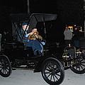 Antique Car by Robert Floyd