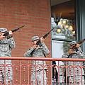 21 Gun Salute by Pamela Walrath