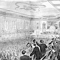 Presidential Campaign, 1860 by Granger