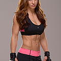 Ufc Fighter Portraits by Jeff Bottari/zuffa Llc