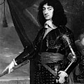 Charles II (1630-1685) by Granger