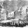 Paris Commune, 1871 by Granger