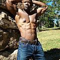 The Art Of Muscle by Jake Hartz