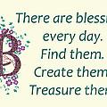 223- Blessings by Joseph Keane