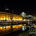 St Katherines Dock London by David Pyatt
