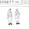 Beckett On Ice by Alex Gregory
