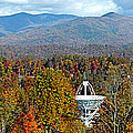 26 East And The Blueridge Panoramic by Duane McCullough