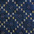 Motif From Antique Asian Textile (pr by Jaina Mishra