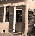 New Orleans - Bourbon Street 28 by Frank Romeo